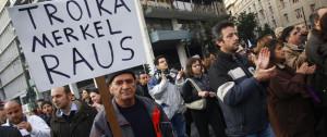 troika-merkel-griechenland